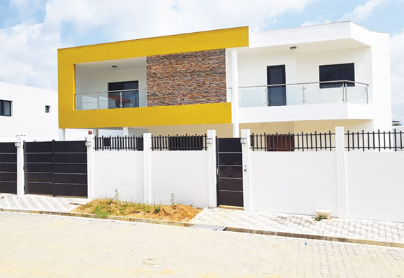 Les Villas Duplex Les Residences Terre D Ivoire Projets En Cours Equinoxplanet Cote D Ivoire Votre Maison De Generation En Generation